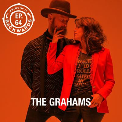 Cover art for Interview with The Grahams