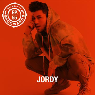 Cover art for Interview with JORDY