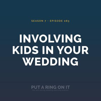 Cover art for Involving Kids In Your Wedding Plans