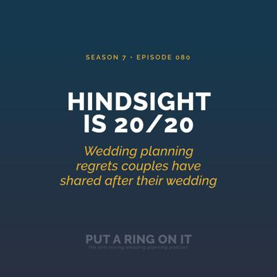 Cover art for Hindsight is 20/20