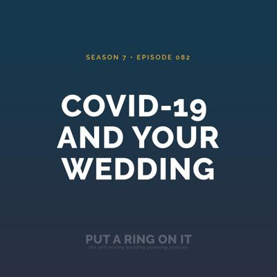 Cover art for COVID-19 and Your Wedding