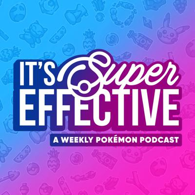 It's Super Effective is a weekly Pokémon podcast that covers news and information on Pokémon GO, the Pokémon anime, and the video games (such as Pokémon Sword & Pokémon Shield, as well as, Pokémon: Let's Go Pikachu & Eevee). The podcast also talks about battling, Shiny Hunting, the Pokémon TCG, Pokémon merchandise and more! While the show is mostly news focused, we cover listener e-mails, and in-depth Pokémon trivia! The podcast also reaches out to other media personalities about Pokémon. It's Super Effective is an award-winning podcast and one of the most downloaded Pokémon-based podcasts on the web. It's Super Effective is dedicated to bringing unique, creative Pokémon content on the internet.