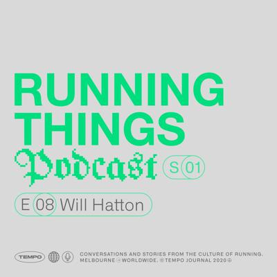 Cover art for Getting your kicks with Will Hatton