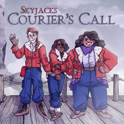 This all-ages actual play podcast GMed by Drew Mierzejewski. It follows the adventures of 14-year-old June Hymnal (Aly Grauer,) Kiran Rao (Paulomi Pratap,) Cecelia
