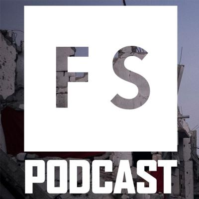The Freelance Society Podcast is a behind the scenes discussion on what goes into gathering stories from some of the most dangerous places on the planet. Co-Founders Dylan Roberts and Christian Stephen discuss their experiences traveling globally, and also invite listeners to discover far flung stories from every corner of the globe.