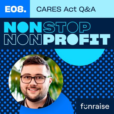 Cover art for CARES Act Q&A for Nonprofits