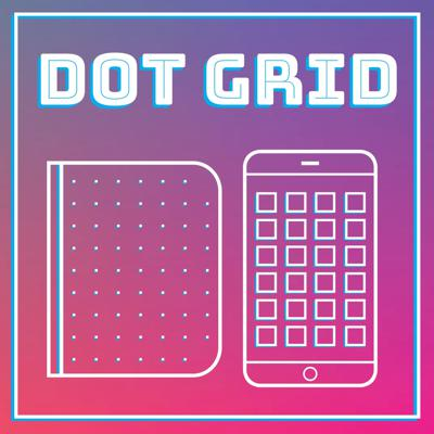 Dot Grid is a podcast by and for people who love technology of any era or level of timelessness. People who love sharpening pencils and writing HTML, who take notes on an iPad or a legal pad. We explore topics that involve both analog and digital — productivity, creativity, travel, journaling and more. Join us!