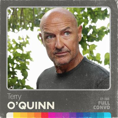 Cover art for Terry O'Quinn: The Full Conversation