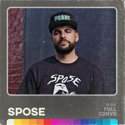 Cover art for Spose: The Full Conversation