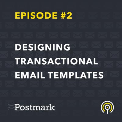 Cover art for How we approach designing transactional email templates