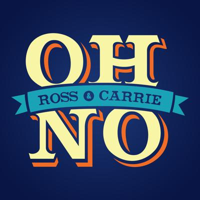 Welcome to Oh No, Ross and Carrie, the show where we don't just report on fringe science, spirituality, and claims of the paranormal, but take part ourselves. Follow us as we join religions, undergo alternative treatments, seek out the paranormal, and always find the humor in life's biggest mysteries. We show up - so you don't have to.
