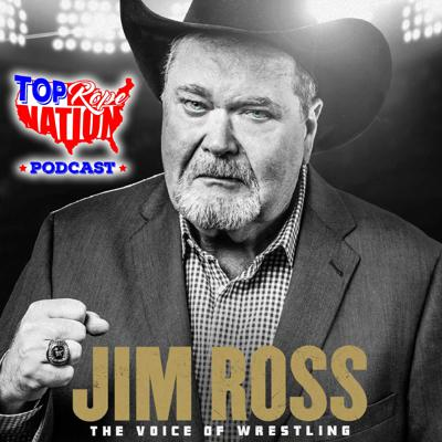 Cover art for Jim Ross Joins Us To Talk New Book, Revival's WWE Release & Much More