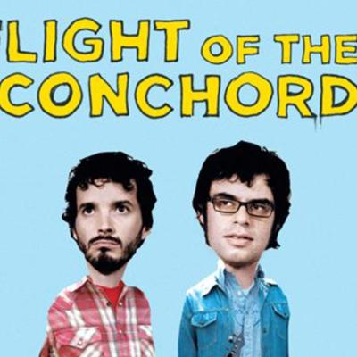 Cover art for Flight of the Conchords