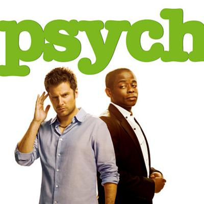 Cover art for Psych