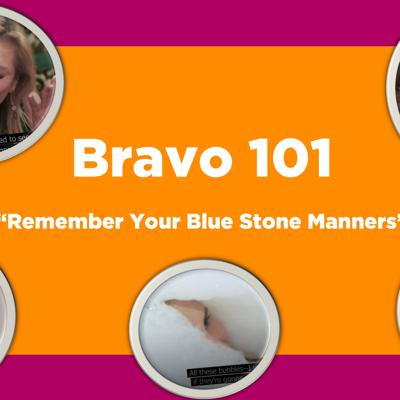 Cover art for RHONY S12 E14: Remember Your Blue Stone Manners