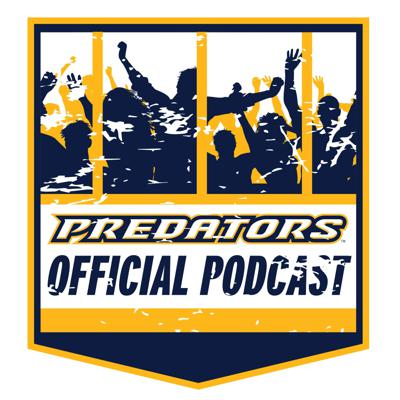 The Predators Official Podcast is hosted by the NashvillePredators.com duo of Thomas Willis and Brooks Bratten. The 45-minute long program offers inside access to the team, the best interviews with players and analysts and hockey talk in a new and fun way.