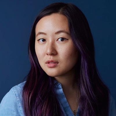 Cover art for Ash Huang on moving from brand design into product design, and what inspired her to become a writer