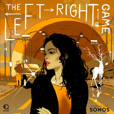 Tessa Thompson stars as an idealistic young journalist trying to make a name for herself by following a group of paranormal explorers, obsessed with a seemingly harmless pastime known as the Left/Right Game. The journey takes her into a supernatural world that she and the other members of the expedition can neither handle nor survive.  The Left Right Game Premieres Monday, March 23rd, with new episodes releasing weekly through May 25th.  Subscribe today wherever you find your favorite podcasts and visit qcodemedia.com for more information.