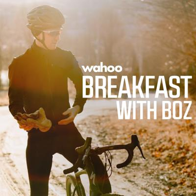 Breakfast with Boz is hosted by Ian Boswell, former cycling Word Tour racer and now converted gravel racer. Breakfast with Boz brings you interviews with inspiring athletes and news from inside the race. It may not always be breakfast during the podcast but it will always be entertaining.