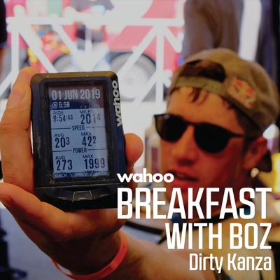 Cover art for Dirty Kanza with Colin Strickland and Amity Rockwell