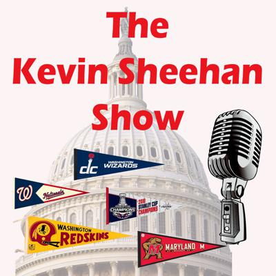 Kevin Sheehan takes his 15-year sports radio career in DC to the podcast universe. His passion, knowledge, and historical perspective of all things DC sports has created a legion of fans over the years. His show is available Monday through Friday and includes all of the favorites like