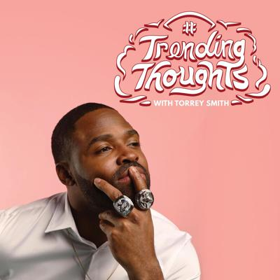 Cover art for 00: Welcome to Trending Thoughts with Torrey Smith