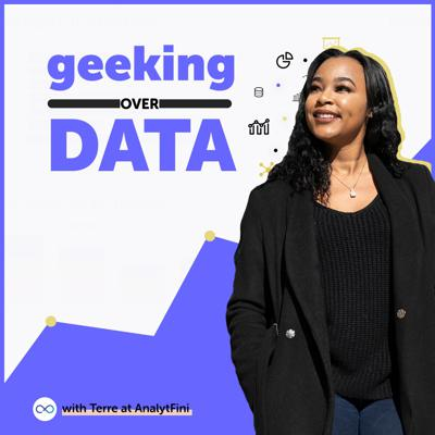 Geeking Over Data: Unveil the power of analytics!