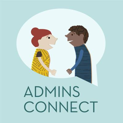 Cover art for Admins Connect — Dallas Myers from Fremont County School District #25