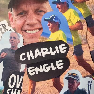 Cover art for Charlie Engle Ran Across the Sahara and He Isn't Stopping