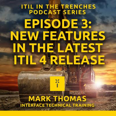 Cover art for 03: New features in the latest ITIL 4 release