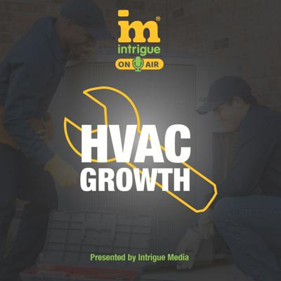 Cover art for Episode #2: IM HVAC Growth Podcast with Jason Laskis from DC Air
