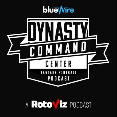 All dynasty fantasy football, all the time! Featuring Curtis Patrick and Travis May of RotoViz, the Dynasty Command Center Podcast covers everything from high stakes dynasty strategy, to devy and college football player scouting, to NFL news, and everything in between! Learn how to build a lasting fantasy football winner by leveraging analytics, scouting, and game-changing advice from the hosts!