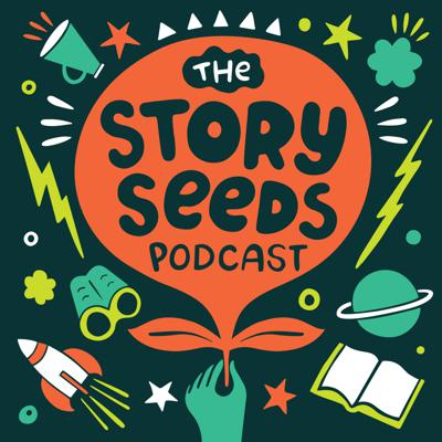 The Story Seeds Podcast celebrates creativity and imagination! Our launch has been welcomed by Apple Podcasts who featured us in their