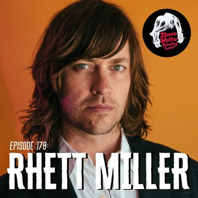 Cover art for Episode 170: Rhett Miller