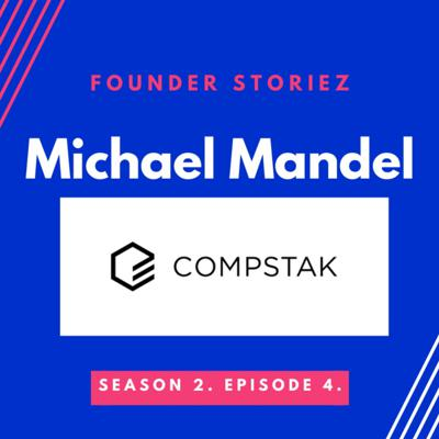 Cover art for Michael Mandel Cofunder & CEO CompStak