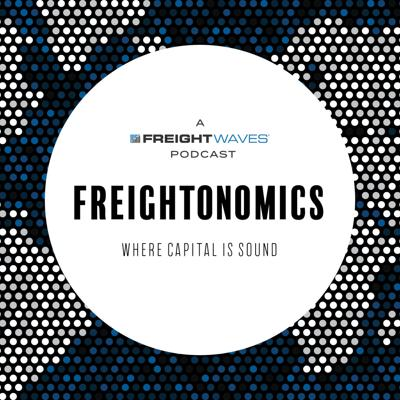 Cover art for Freightonomics EP28 How sustainable are current trucking volumes?