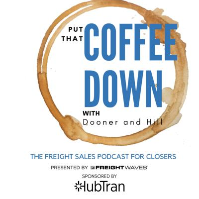 Cover art for Put That Coffee Down EP23 Finding your next sales job