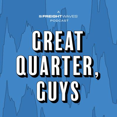 Cover art for Great Quarter, Guys EP35 Q2 3PL earnings: How bad can it be?