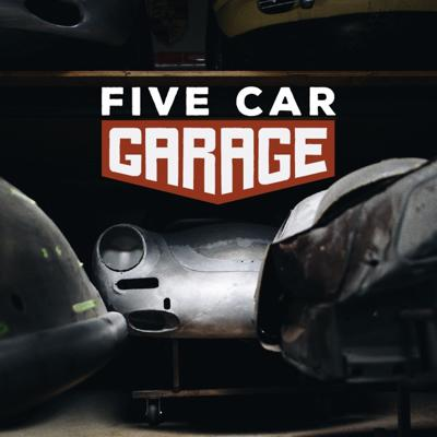 If you could only have five cars for the rest of your life, what would they be? Each week, host Joe Berry (@boejerry) interviews a figure from the automotive world to discover what their idea of the perfect Five Car Garage would be.