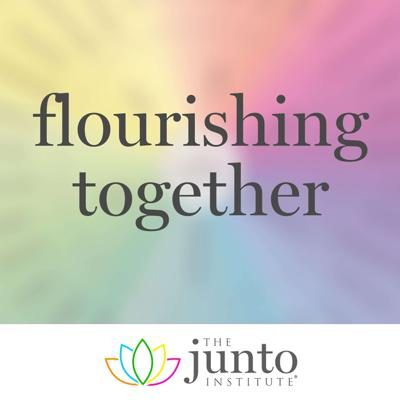 The Flourishing Together podcast highlights the experiences of leaders who believe that business is more about people, culture, and leadership than just product, market, and financials. Flourishing Together is hosted by Raman Chadha, founder of The Junto Institute. Junto's vision is to be a global ecosystem of growth, humanity, and virtue and their mission is to help companies and their leaders become infinitely better at who they are and what they do.