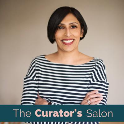 The Curator's Salon - The Art Podcast