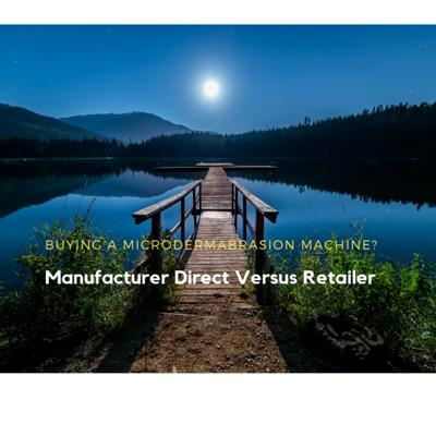Cover art for Episode 6 Buying a Microdermabrasion Device Manufacturer Direct versus Retail