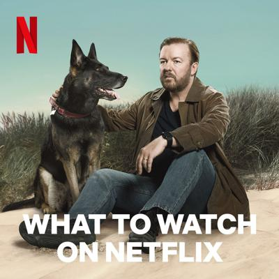 Cover art for What to Watch on Netflix: Ricky Gervais in an After Life 2 Special!