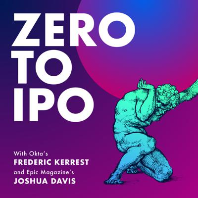 Most business podcasts follow a similar format: find a successful CEO and have them tell their story. This is not that show. Zero to IPO tackles real world problems with real world experience, featuring actionable advice and anecdotes from some of the world's most innovative founders. In season one, we broke down each stage of a company's growth cycle on a granular level with everyone from Parker Harris of Salesforce.com, to Julia Hartz of Eventbrite and Marc Andreessen of Andreessen Horowitz. In season two, we're mixing up the format and hosting a fresh batch of successful founders and CEOs in conversation with new entrepreneurs whose companies have found themselves at a strategic crossroads. Every growing company faces similar challenges, but not every company talks about them. Zero to IPO is designed to give entrepreneurs, aspiring entrepreneurs, and the public at large an unfiltered view into what it really takes to build a successful company — from start to IPO and beyond.