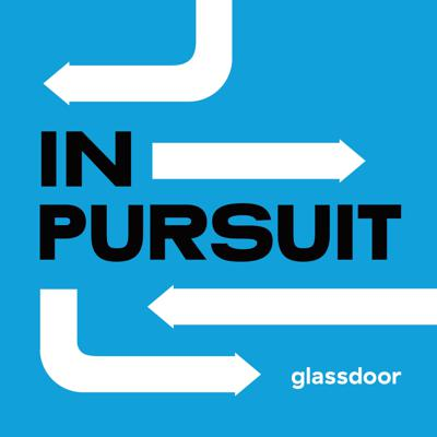 Cover art for IN PURSUIT from Glassdoor - Jason Fried