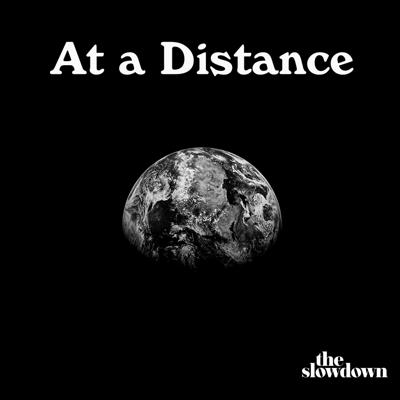 A podcast about the bigger picture. The Slowdown's co-founders, Spencer Bailey and Andrew Zuckerman, call leading minds to get a whole-earth, long-view perspective.