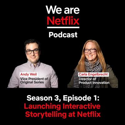 Cover art for Interactive Storytelling at Netflix