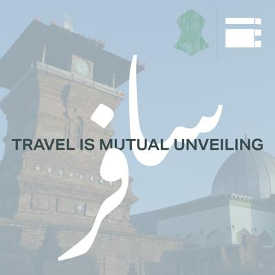 Cover art for Travel Is Mutual Unveiling: A Conversation with Sacred Footsteps