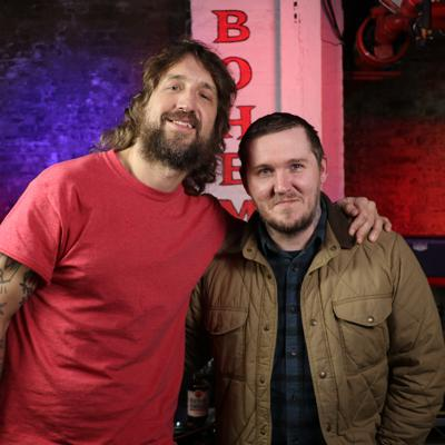 Cover art for Episode #79: Brian Fallon (The Gaslight Anthem)