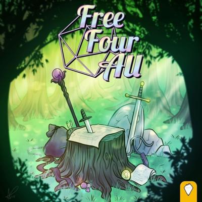 Free Four All - an Actual Play RPG Adventure
